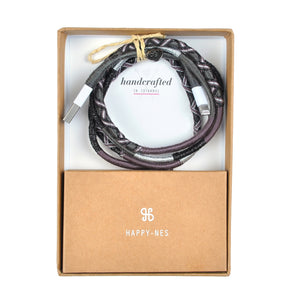 HAPPY-NES - Shiny Luna Apple Charging Cable