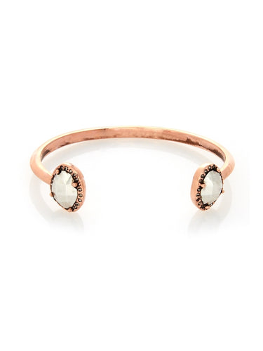 House of Harlow 1960 - Rif Pebble Cuff as seen on Nicole Richie