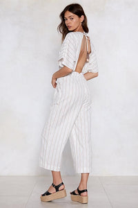 The Stripes Jumpsuit