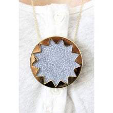 House of Harlow 1960 - Blue Star Starburst Necklace