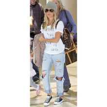 One Teaspoon - The Fiasco Awesome Baggies as seen on Ashley Tisdale