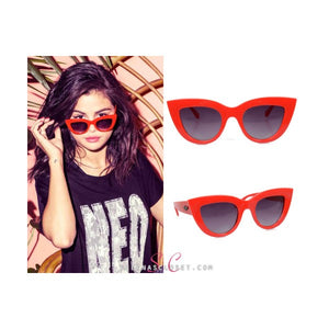 Quay Eyeware Australia - KITTI Sunglasses as seen on Selena Gomez