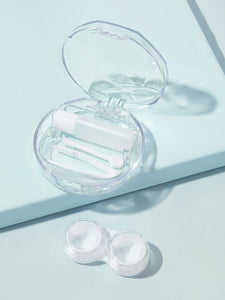 The DIVA Contact Lens Case Set
