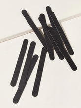 DARK DIVA Nail Files - 10 pcs