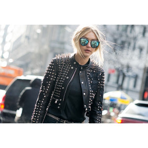 Quay Eyeware Australia - MY GIRL Sunglasses as seen on Gigi Hadid