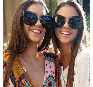 Quay Eyeware Australia - CHINA DOLL Sunglasses
