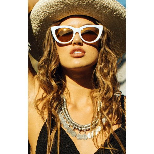 Quay Eyeware Australia - RHYMES Sunglasses