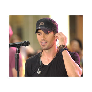 A. Kurtz Fritz Hat - As seen on Enrique Iglesias