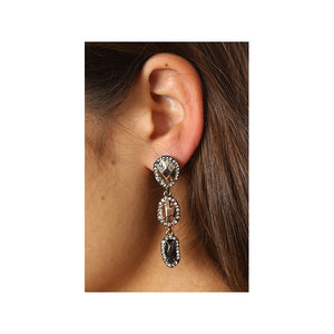House of Harlow 1960 - Rif Pebble Drop Earrings