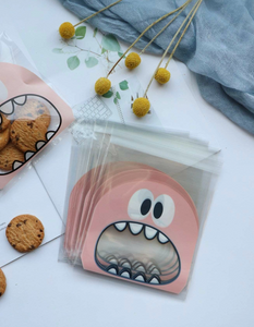 Monster Biscuit Bags - 100pcs