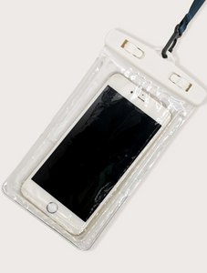 Clear Waterproof Phone Pocket