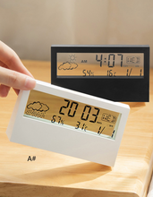 Humidity Thermometer Digital Clock