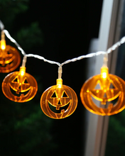 Halloween Pumpkin String Light