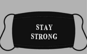 NU VINTAGE - Stay Strong Mask