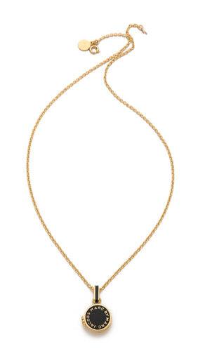 Marc by Marc Jacobs - Locket Necklace