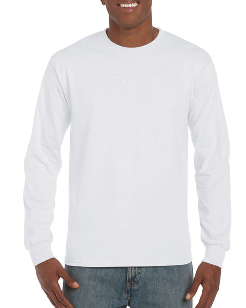 Gildan Ultra Cotton Adult Long Sleeve T-Shirt 2400