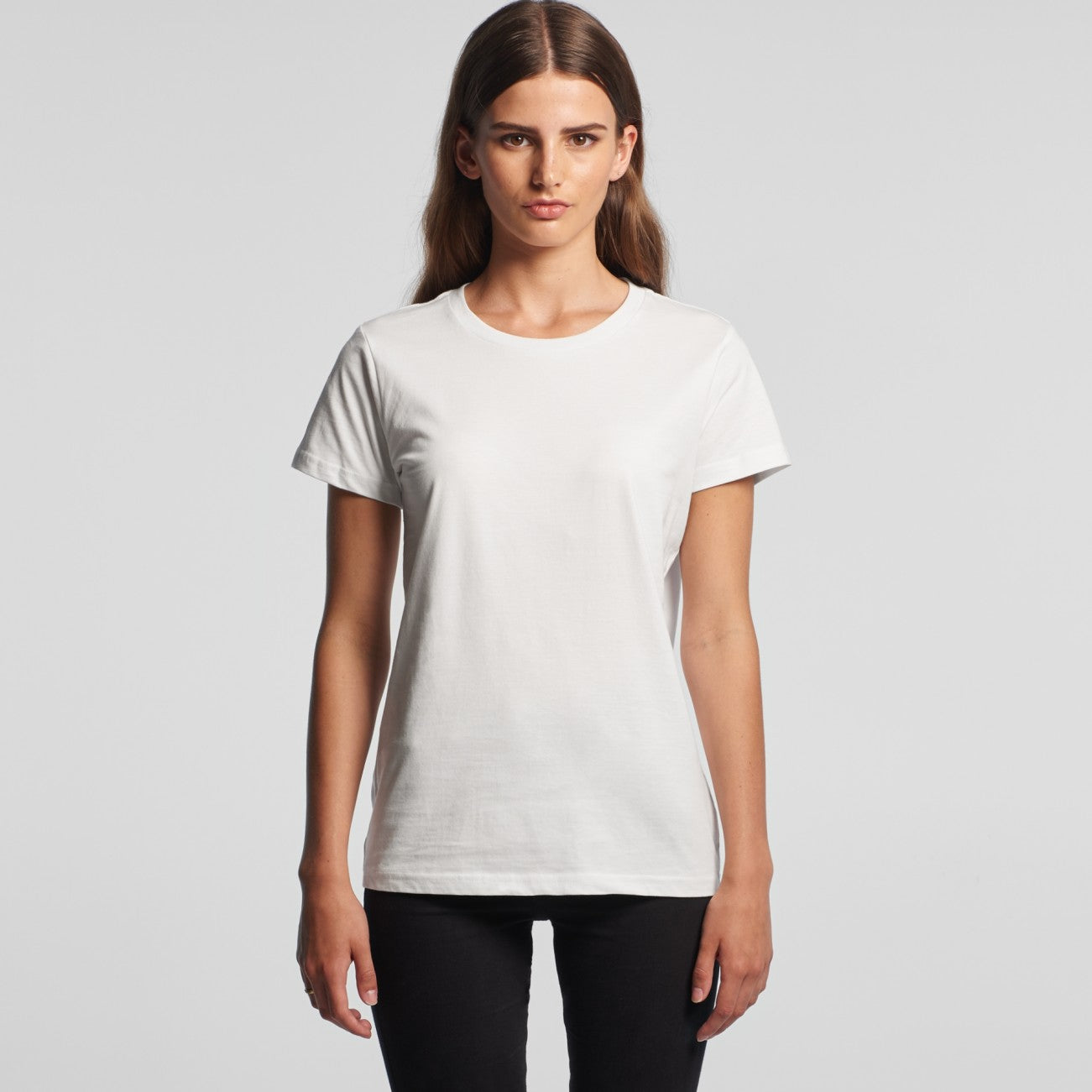 AS Colour Womens Maple Tee - 4001