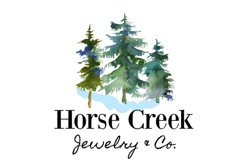 horse creek jewelry logo