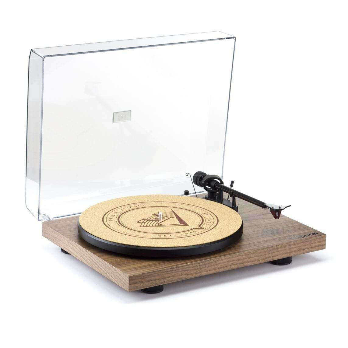 Klipsch Reference Powered/Icon Carbon Walnut Turntable