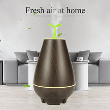 Cargar imagen en el visor de la galería, ISHOWTIENDA car Steam Humidifier USB Air Purifier Freshener Aroma Diffuser LED Night light for Office Home