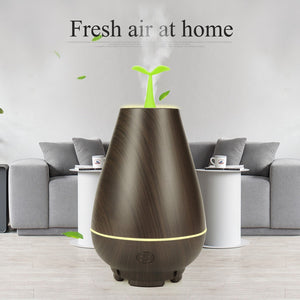 ISHOWTIENDA car Steam Humidifier USB Air Purifier Freshener Aroma Diffuser LED Night light for Office Home