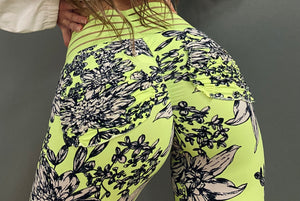 Leggings Push-up Booty with pockets