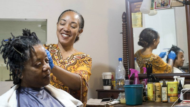 Black women exposed to toxic chemicals in hair products, study shows