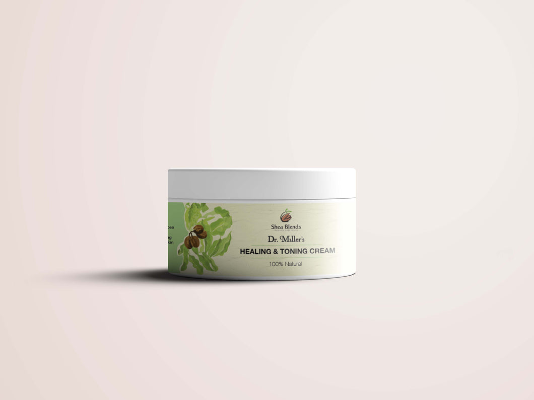 Healing and Toning Cream