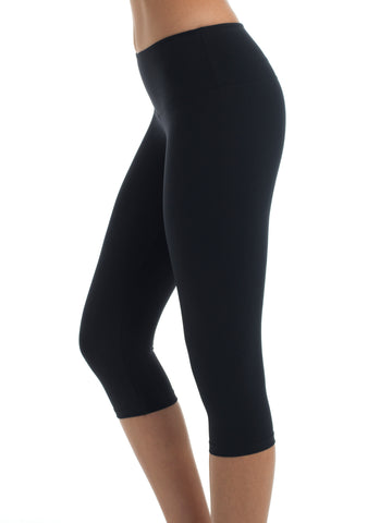 SUPPLEX® FITNESS 3/4 TIGHT WITH HIGH WAISTED SUPPORT