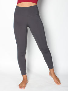 SHAPER YOGA TIGHTS - ASH