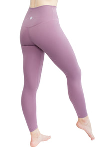 SHAPER YOGA TIGHTS - DUSTY LILAC