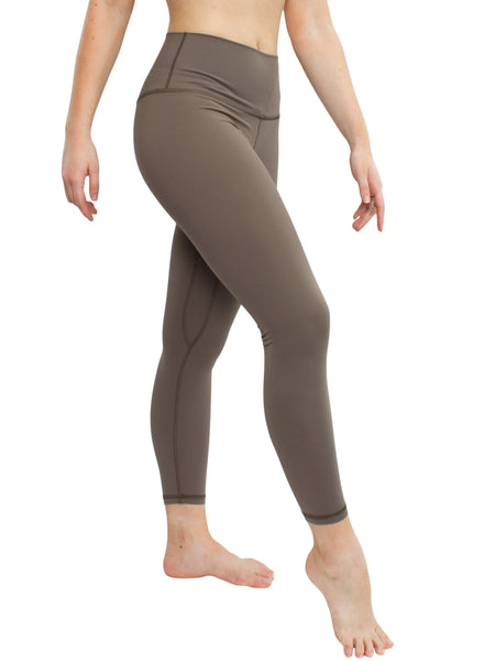 SHAPER YOGA TIGHTS - KHAKI