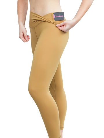 SHAPER YOGA TIGHTS - SUN RISE