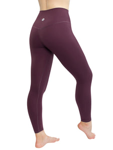 SHAPER YOGA TIGHTS - WINE