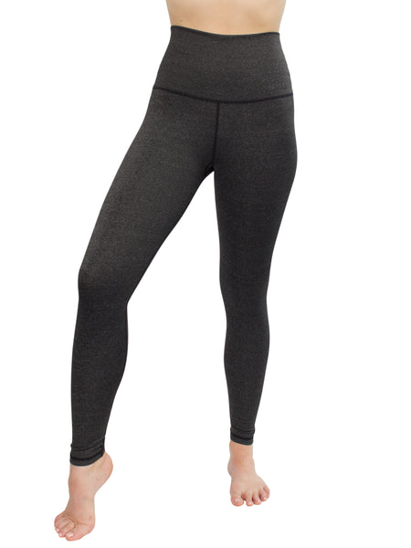 CLASSIC HIGH-RISE SPORT COMPANION FULL LENGTH- CHARCOAL