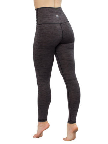 CLASSIC HIGH-RISE SPORT COMPANION FULL LENGTH - SPACE DYE CHAR
