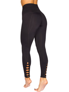 HIGH-RISE CRISS CROSS TIGHT
