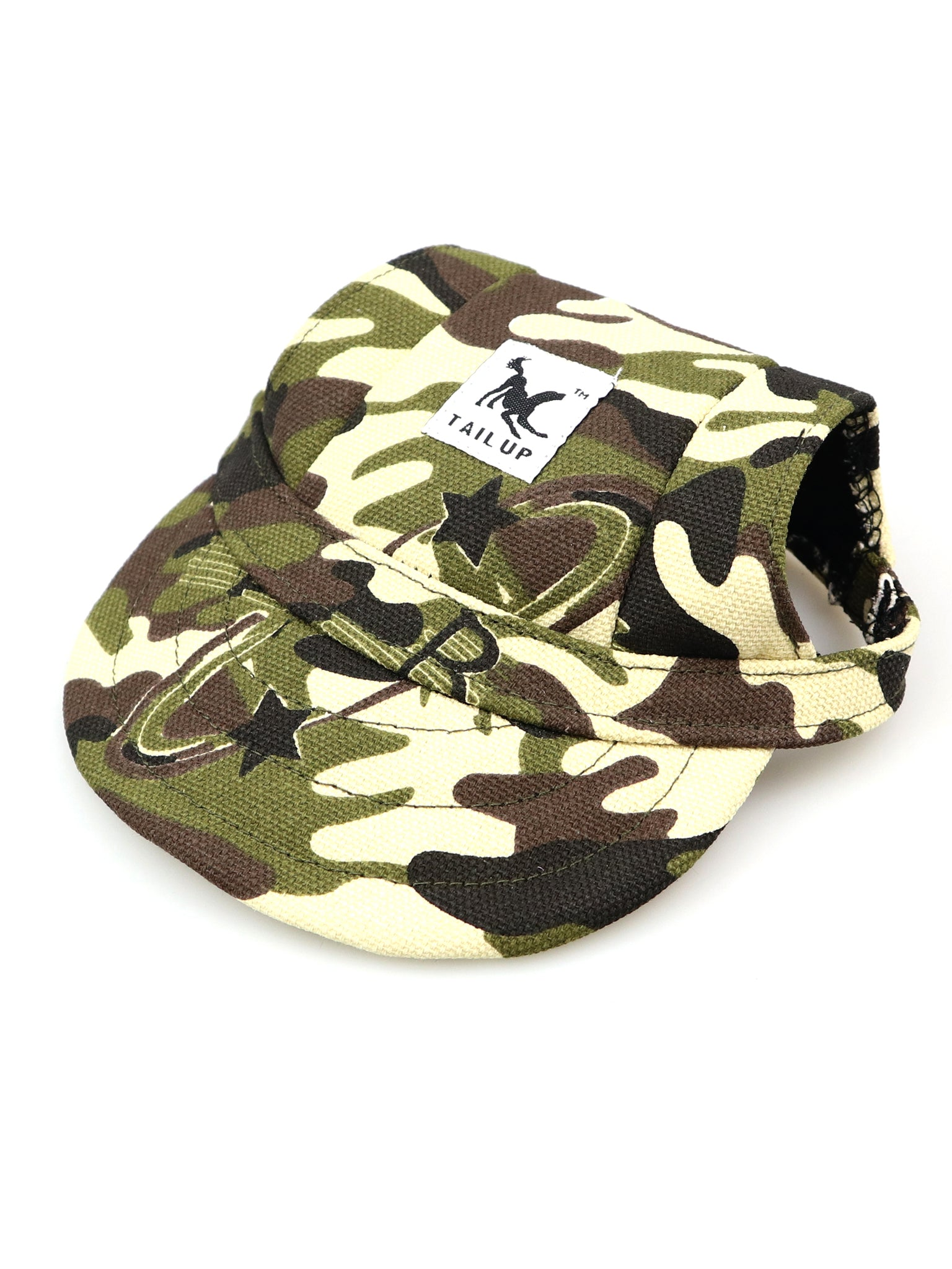 DOGGY CAP - CAMO