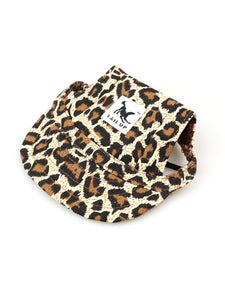 DOGGY CAP - LEOPARD