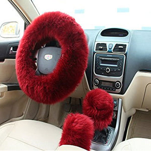 3PCS/Set Furry Wheel