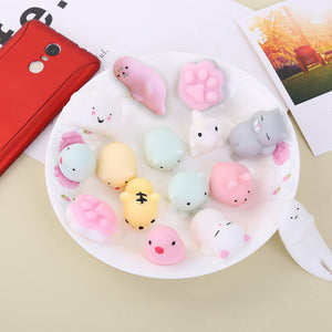 Mini Soft Squishy kawaii Stress Reliever