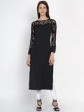 Texco  High Slit Kurta For Women