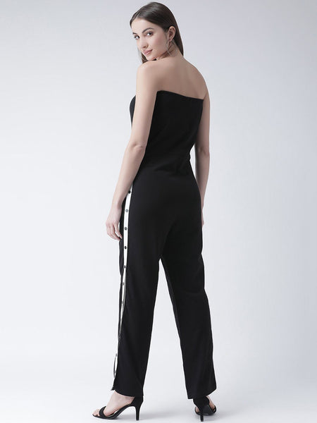 Texco Women  Off Shoulder Jumpsuit - Fashiano