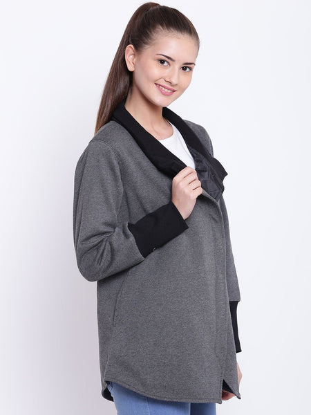 Coats - Texco Shawl Collar Winter Coat For Women