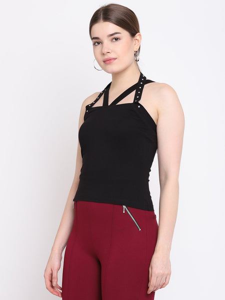 Texco Embellished Top for Women - Fashiano