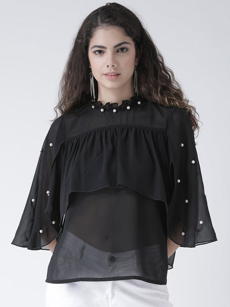 Texco Women  Embellished Top - Fashiano