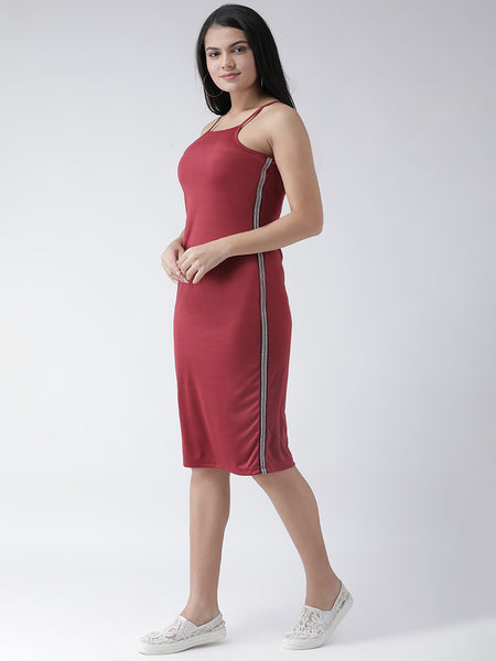 Texco Women  Sheath Dress - Fashiano