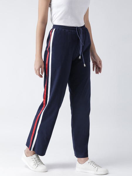 Texco Women Side Tape Joggers - Fashiano
