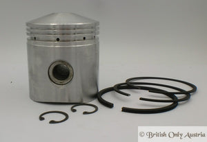 AJS/Matchless Piston 350 cc +060 Alloy Head 1950-61