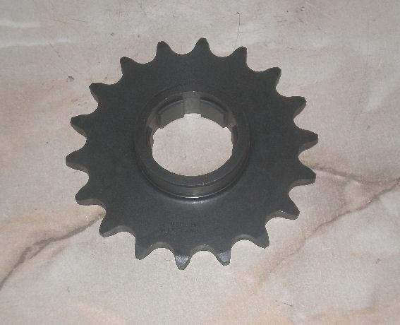 BSA Gearbox Sprocket B31,B33 18T.